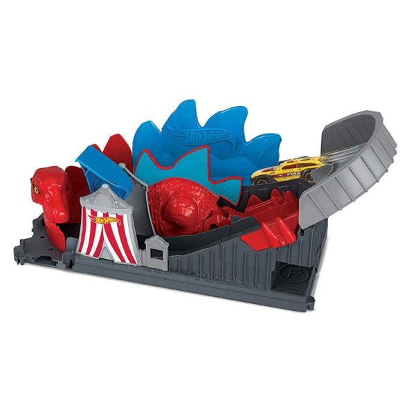 Hot Wheels City Atacul Dinozaurului 3