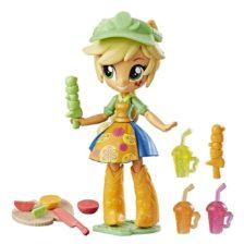 My Little Pony Figurina Applejack si Magazinul de Fructe