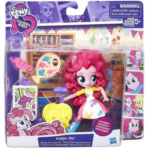 My Little Pony Figurina Pinkie Pie si Ora de Pictura 2