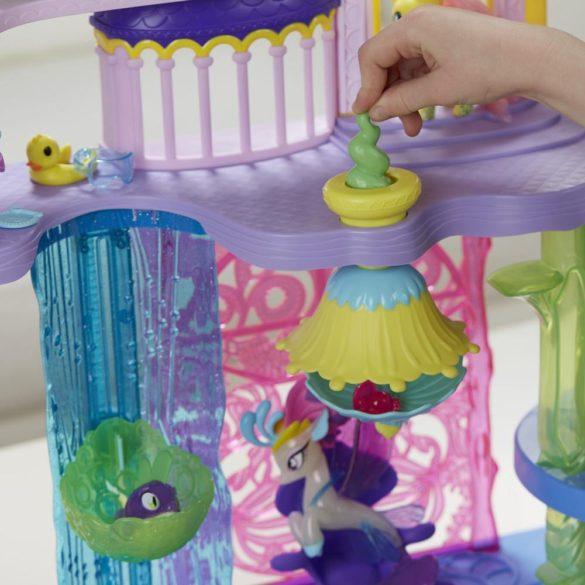 My Little Pony castelul Canterlot si Seaquestria C1057 set de joaca 4