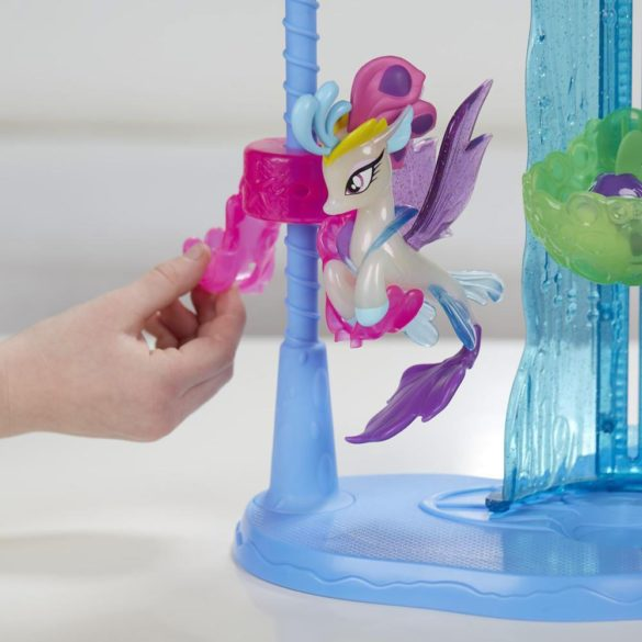 My Little Pony castelul Canterlot si Seaquestria C1057 set de joaca 5