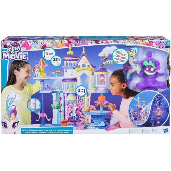 My Little Pony castelul Canterlot si Seaquestria C1057 set de joaca 9