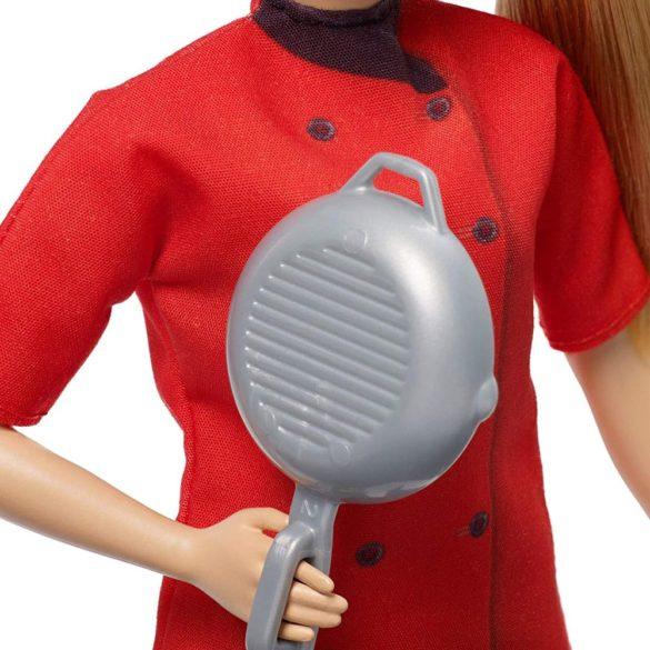 Papusa Barbie Bucatar Colectia Barbie Cariere 6