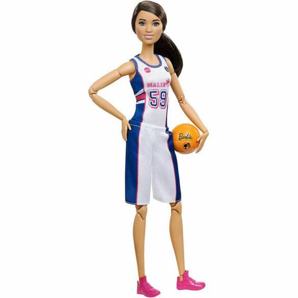 Papusa Barbie Made to Move Jucator de Baschet
