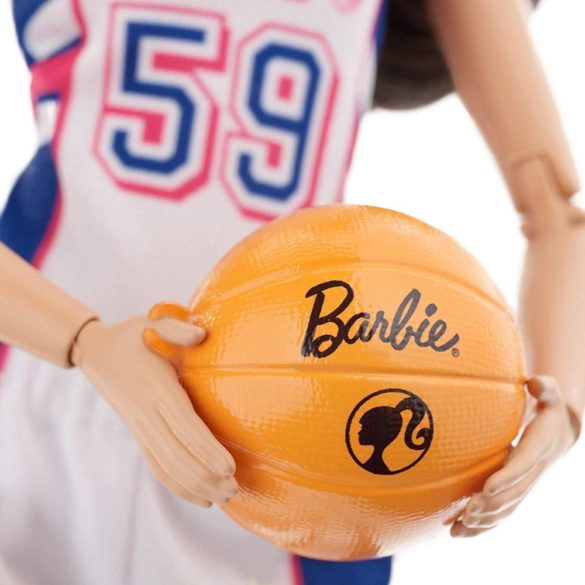 Papusa Barbie Made to Move Jucator de Baschet 6