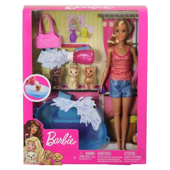Papusa Barbie ne Jucam si Spalam Catelusii 9