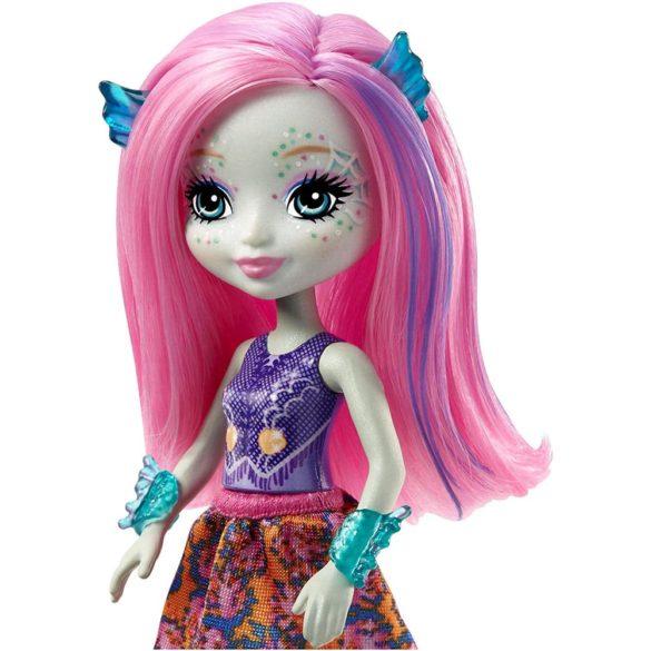 Set de joaca Mattel Enchantimals Trasura cu Caluti de Mare 5