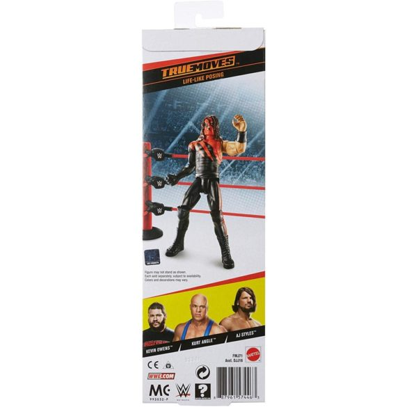 WWE 30 CM Figurina de Actiune Kane 5