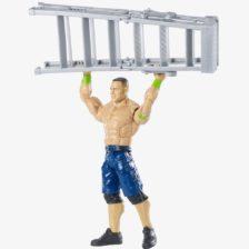 WWE Figurina John Cena Colectia Wrekkin' (Cu Scara)