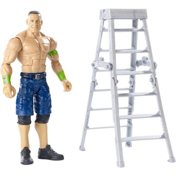 WWE Figurina John Cena Colectia Wrekkin Cu Scara 2