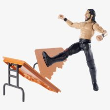 WWE Figurina Seth Rollins Colectia Wrekkin' (Cu Masa)