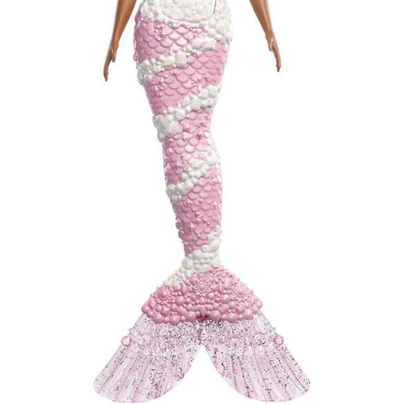 Barbie Dreamtopia Sirena cu Parul Roz 6