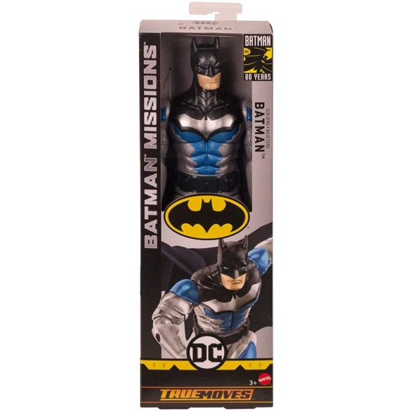 Batman Missions Figurina Batman Sub Zero 6
