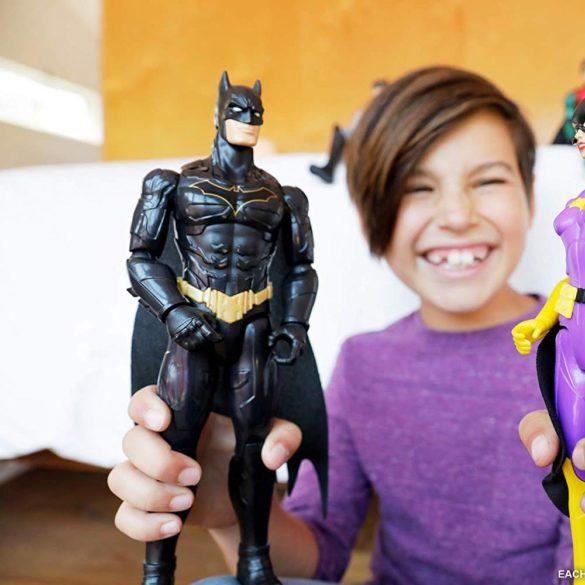 Batman Missions Figurina cu Armura de Camuflaj 4