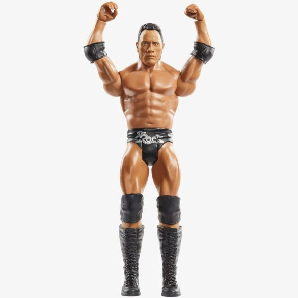 Figurina de Actiune WWE The Rock 2