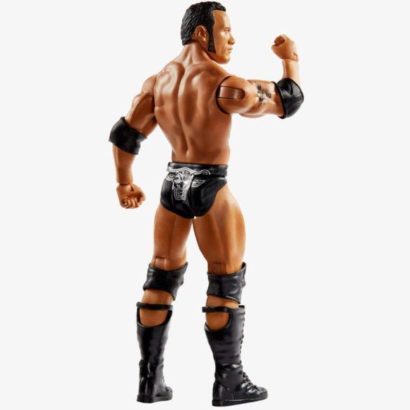 Figurina de Actiune WWE The Rock 3