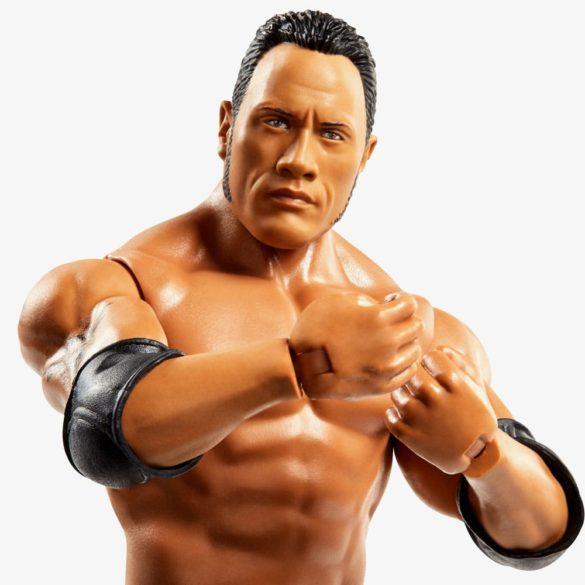 Figurina de Actiune WWE The Rock 4