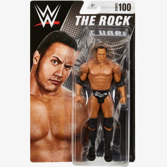 Figurina de Actiune WWE The Rock 5