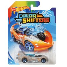 Hot Wheels Culori Schimbatoare Masinuta Power Rocket