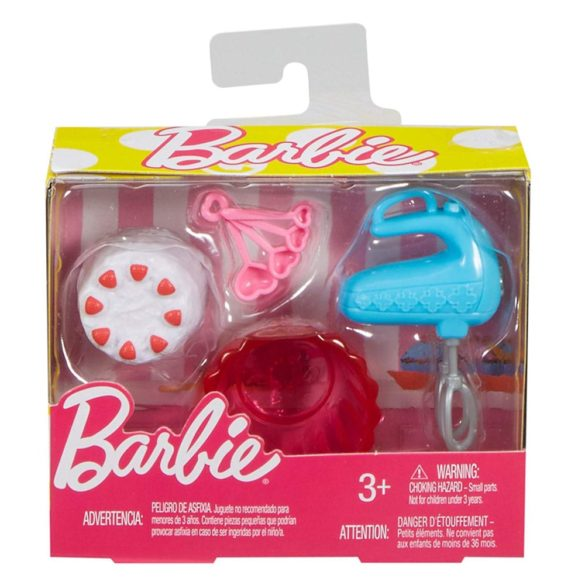 Mattel Barbie Accesorii Pentru Pregatirea Tortului 3