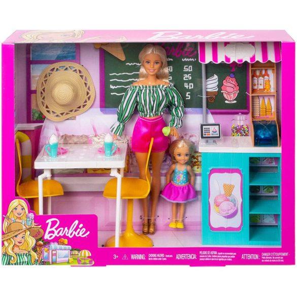 Barbie Set de Joaca cu Papusa Gelateria 6