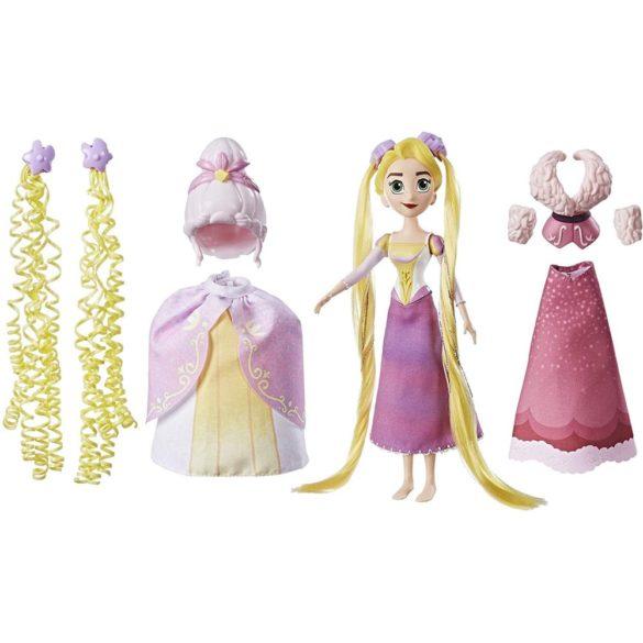 Disney Tangled O Poveste Incalcita Papusa Rapunzel cu 13 Accesorii