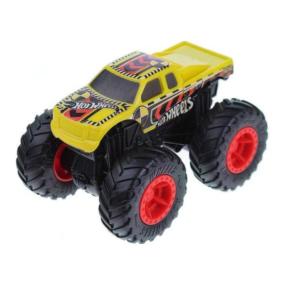 Hot Wheels Monster Trucks Bash-Ups Masinuta Crash Recruit