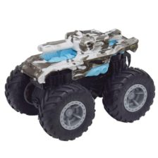 Hot Wheels Monster Trucks Colectia Bash-Ups Masina Invader