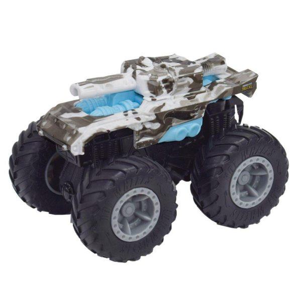 Hot Wheels Monster Trucks Colectia Bash-Ups Masina Invader