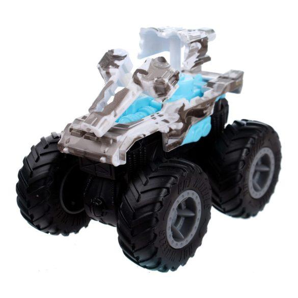 Hot Wheels Monster Trucks Colectia Bash Ups Masina Invader 2
