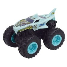 Hot Wheels Monster Trucks Colectia Bash-Ups Masina Zombie Shark
