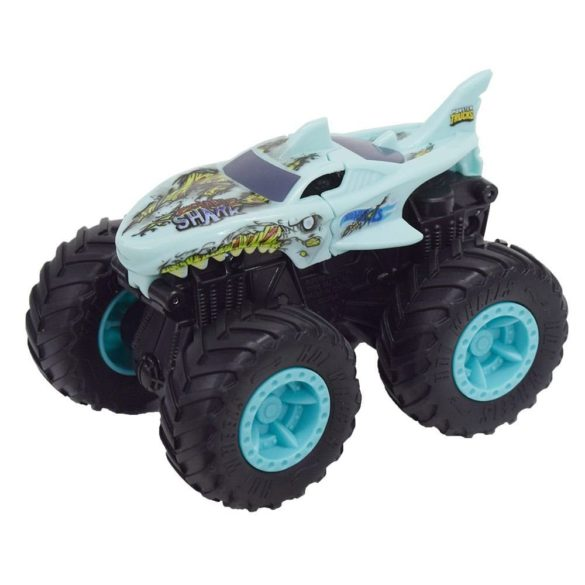 Hot Wheels Monster Trucks Colectia Bash-Ups Masina Zombie Shark