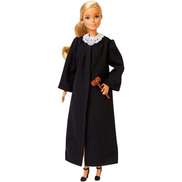 Papusa Barbie Judecator Blonda Colectia Barbie Cariere 2