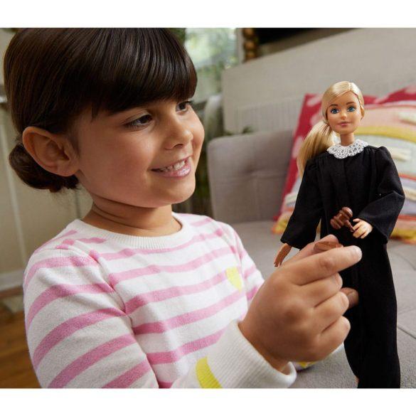 Papusa Barbie Judecator Blonda Colectia Barbie Cariere 6