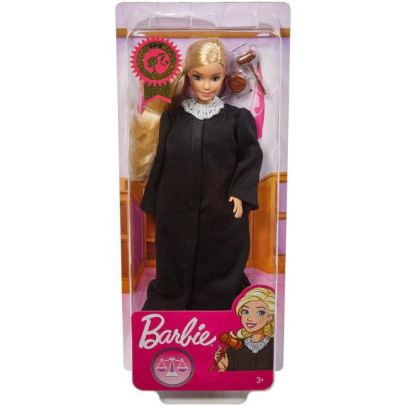 Papusa Barbie Judecator Blonda Colectia Barbie Cariere 7