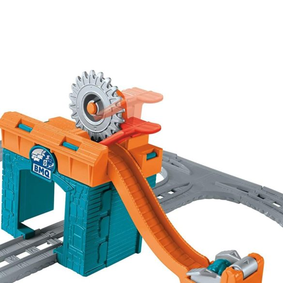 Set Trenulet Fisher Price Thomas si Prietenii O zi cu Charlie la mina 2