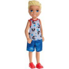 Barbie si Clubul Fluturasilor Papusa Baietel cu Catelusi
