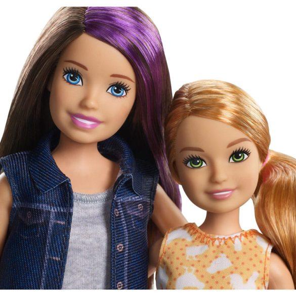 Ferma Barbie Pachet de doua papusi Skipper Stacie 3