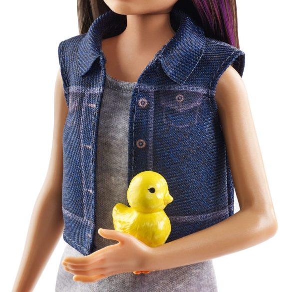 Ferma Barbie Pachet de doua papusi Skipper Stacie 5