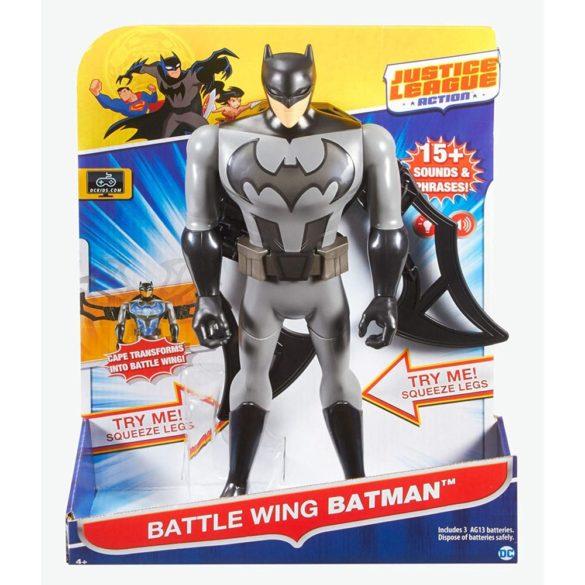 Figurina Batman cu Aripi Lumini si Sunete 5