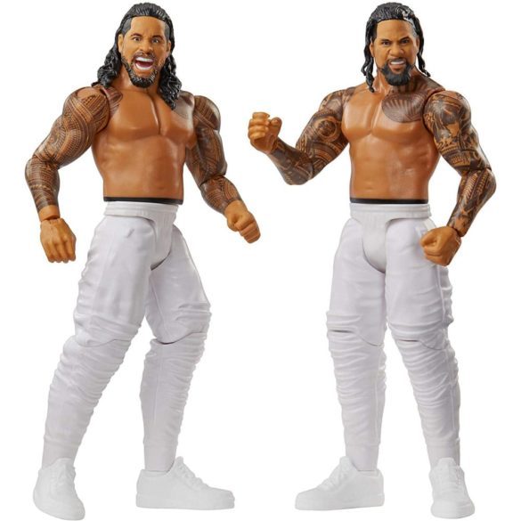 Figurine WWE Jey Uso vs Jimmie Uso - Colectia Battle Pack