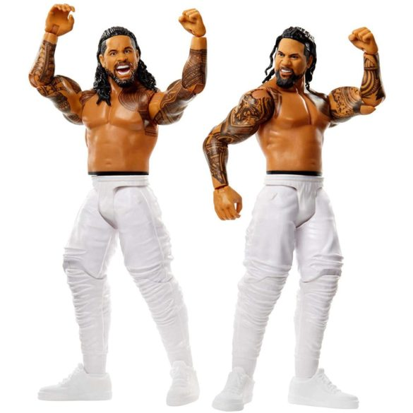 Figurine WWE Jey Uso vs Jimmie Uso Colectia Battle Pack 2