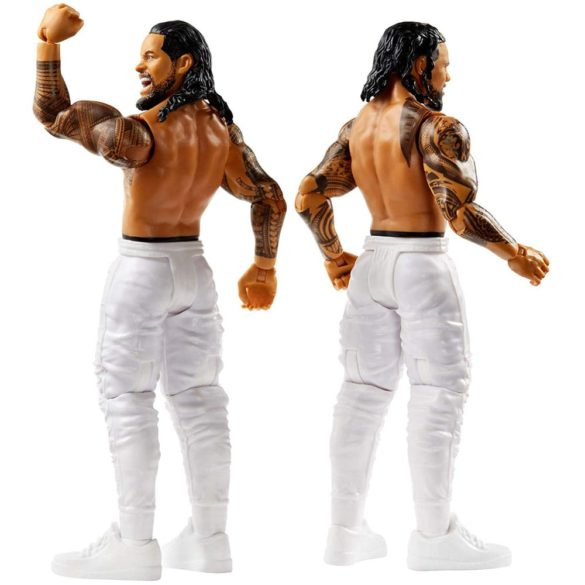 Figurine WWE Jey Uso vs Jimmie Uso Colectia Battle Pack 3