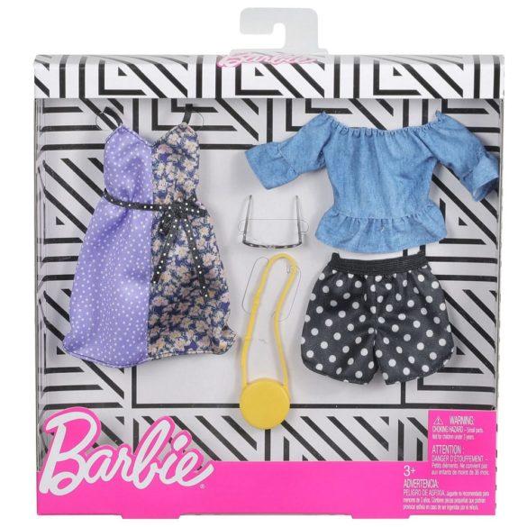 Hainute si Accesorii Barbie Pachet FXJ68 2