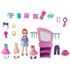 Polly Pocket Studioul Fabulos de Moda si Papusa Polly