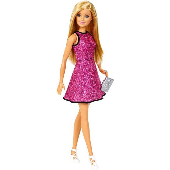 Set Barbie Papusa cu 4 Tinute Gentute si Accesorii 3