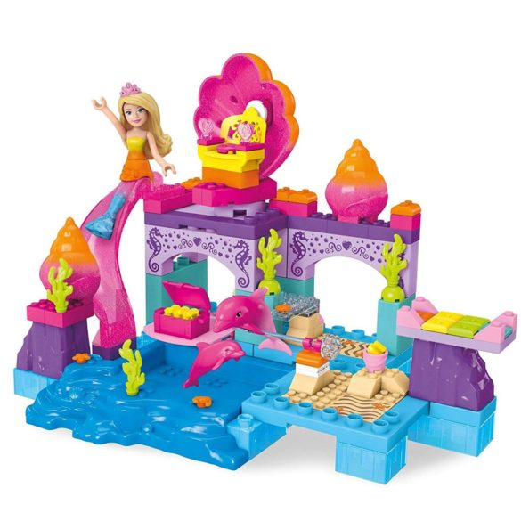 Set de Construit Barbie Dreamtopia, 123 Piese