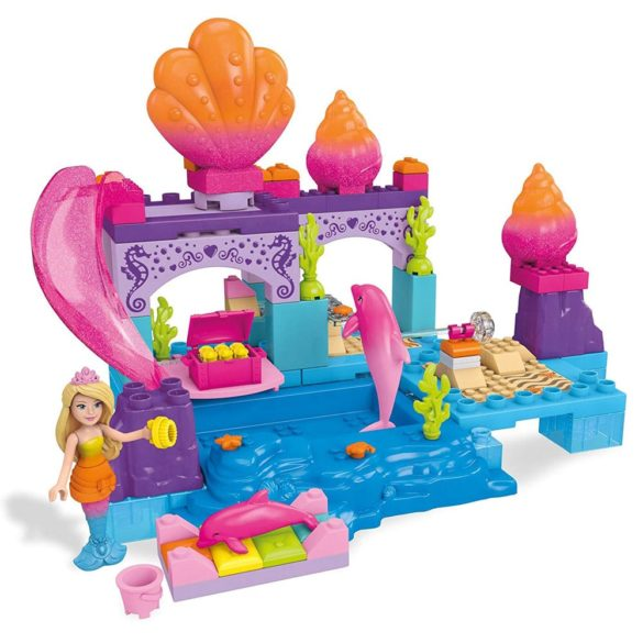 Set de Construit Barbie Dreamtopia 123 Piese 2