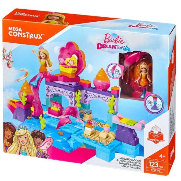 Set de Construit Barbie Dreamtopia 123 Piese 7
