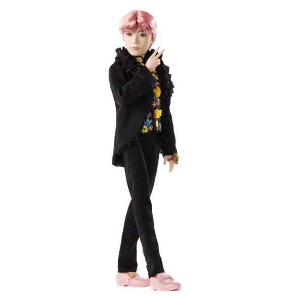 BTS Prestige Papusa V x Mattel